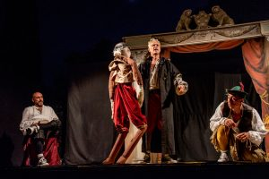 Le opere complete di William Shakespeare, in versione abbreviata @ Globe Theatre Roma