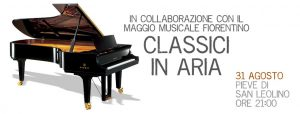 Classici in Aria - Festival Suoni e Colori in Toscana 2019 @ Pieve di San Leolino